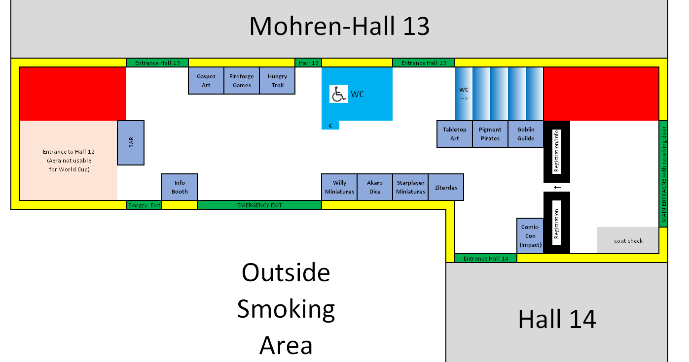 Messe Dornbirn - Foyer